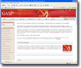 GASP Website
